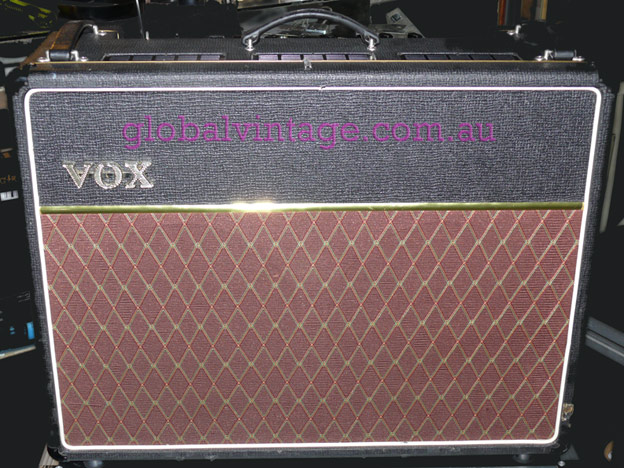 ~SOLD~VOX UK `97 AC-30
